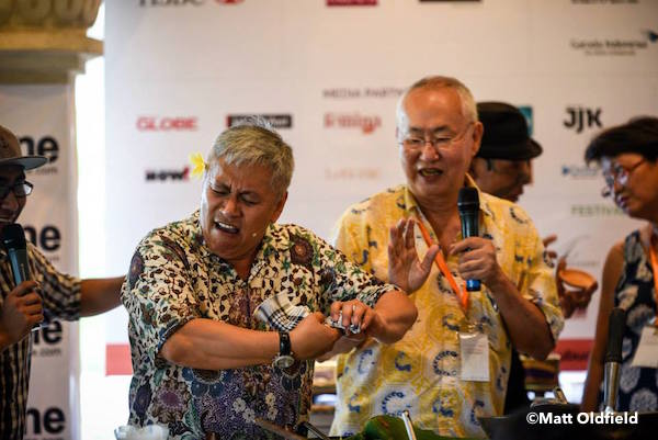 Rendang Cook-Off Chef Wan vs Rahung Nasution