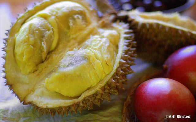 Durian Oh Durian!