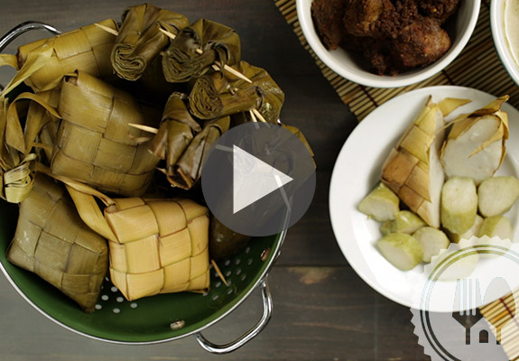 ketupat-and-lontong